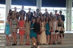 Maturalna svečanost 30.6.2012.